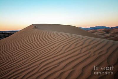 Photograph - Desert Evening by Jennifer Magallon