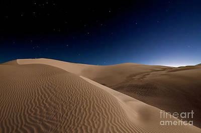 Photograph - Desert Nights by Jennifer Magallon