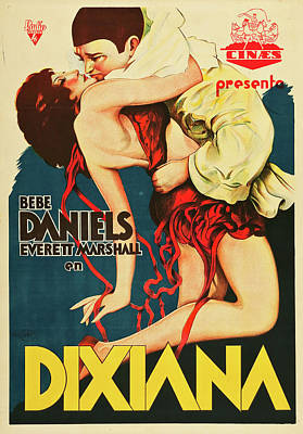 Royalty-Free and Rights-Managed Images - Dixiana, 1930-b by Stars on Art