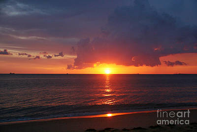 Classic Christmas Movies - Dramatic Sunrise by Taphath Foose
