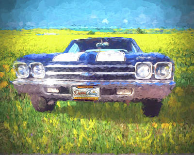 Photograph - Dream Cruise Car by Phyllis Stokes