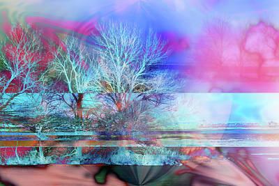 Digital Art - Dreaming by Mike Braun