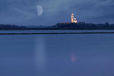 Photograph - Dreamy Blue by Videophotoart Com