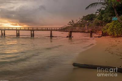 The Beach House - Drift Away by Mitch Shindelbower