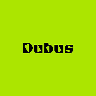 Royalty-Free and Rights-Managed Images - Dubus #Dubus by TintoDesigns