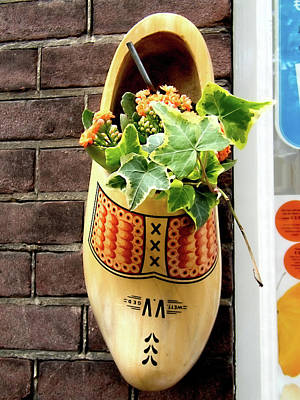 The Beatles - Dutch Wooden Shoe by David Smith