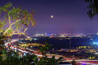Staff Picks Judy Bernier - Eclipse at University Heights, San Diego by McClean Photography
