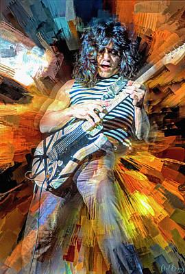 Sean - Eddie Van Halen Tapping by Mal Bray