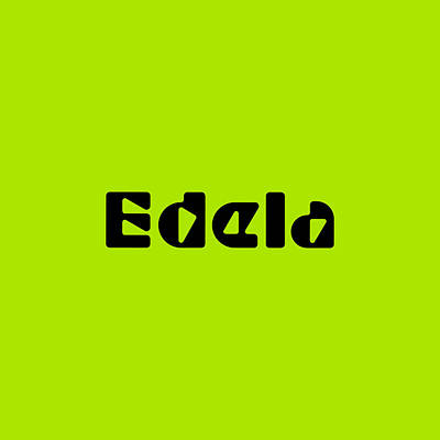 Royalty-Free and Rights-Managed Images - Edela #Edela by TintoDesigns