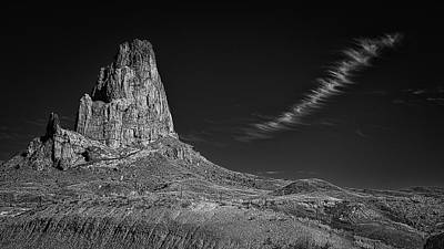 From The Kitchen - El capitan, Utah by Mike Penney