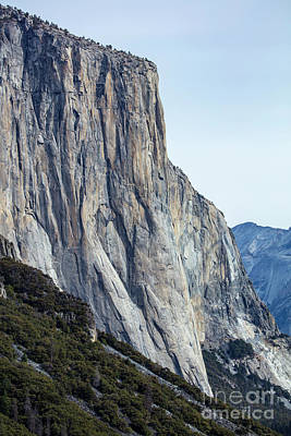 Royalty-Free and Rights-Managed Images - El Capitan Yosemite National Park by Dustin K Ryan