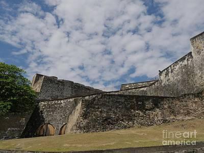 Basketball Patents -  El Morro Fort, Puerto Rico by On da Raks