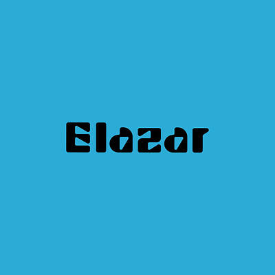 Royalty-Free and Rights-Managed Images - Elazar by TintoDesigns