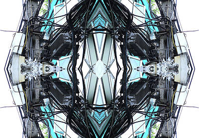Photograph - Electric Multiplier by Sherrie Hall