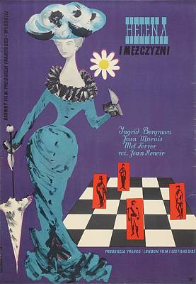 Royalty-Free and Rights-Managed Images - Elena and her Men, 1956 by Stars on Art