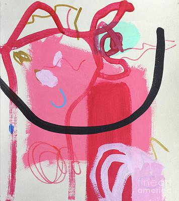 Painting - Enchantement by Diane Desrochers