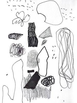 Painting - Ensemble by Diane Desrochers