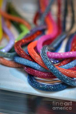 Photograph - Entwined Colors by Karen Nadine
