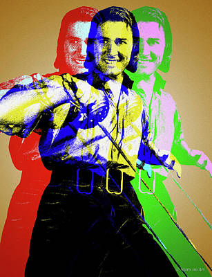 Royalty-Free and Rights-Managed Images - Errol Flynn by Stars on Art