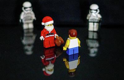 Classic Christmas Movies - Escorting Santa by Deane Palmer