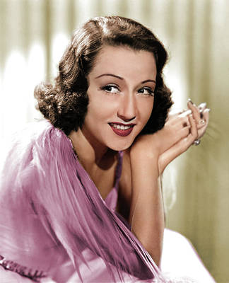 Royalty-Free and Rights-Managed Images - Ethel Merman by Stars on Art