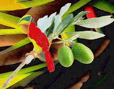 Beastie Boys - Exotic Bird by Belinda Threeths