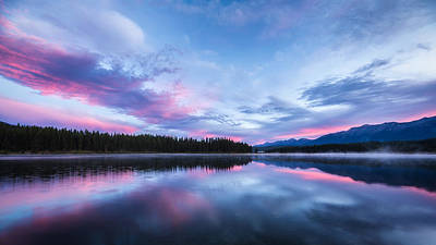 Royalty-Free and Rights-Managed Images - Fall Skies in the Swan Valley by Matt Hammerstein