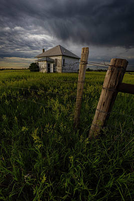 Truck Art Rights Managed Images - Falling Away From Me Royalty-Free Image by Aaron J Groen