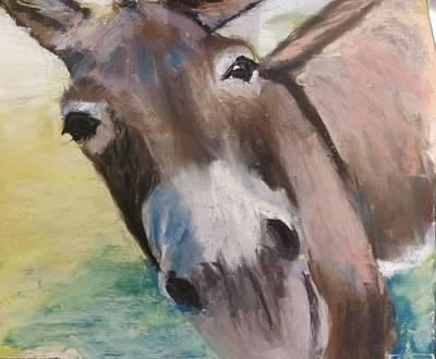 Pastel - Fancy Says 'hello' by Esther Jones
