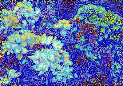 Venice Beach Bungalow - Fantastic Garden by Ludmila Bashkansky