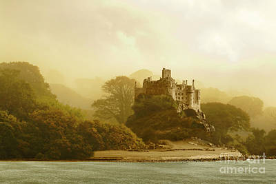 Fantasy Royalty-Free and Rights-Managed Images - Fantasy Castle by Terri Waters