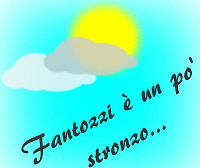 Royalty-Free and Rights-Managed Images - Fantozzi by Valentino Visentini