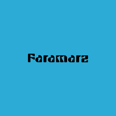 Royalty-Free and Rights-Managed Images - Faramarz by TintoDesigns