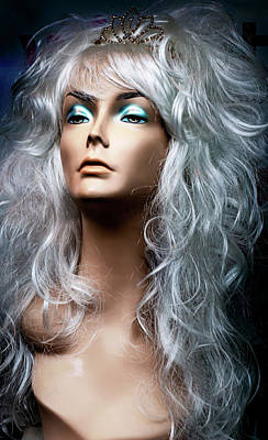 Science Collection - Female Wig Mannequin by Robert Ullmann