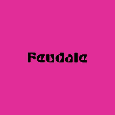 Royalty-Free and Rights-Managed Images - Feudale by TintoDesigns
