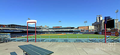 Its A Piece Of Cake - Fifth Third Field Toledo Mudhens  9975 by Jack Schultz