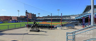 Its A Piece Of Cake - Fifth Third Field Toledo Mudhens  9979 by Jack Schultz
