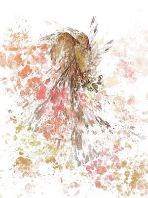Digital Art - Finding an Incline by Joan Ellen Kimbrough Gandy of The Art of Gandy