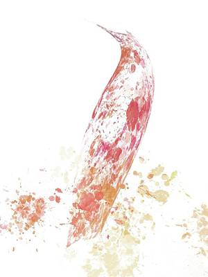 Digital Art - Finding the Bird  by Joan Ellen Kimbrough Gandy of The Art of Gandy