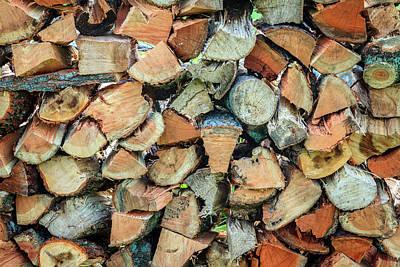 American Milestones - Firewood by Alexey Stiop