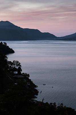 Design Pics - Fishing at Sunrise by Martin Alonso