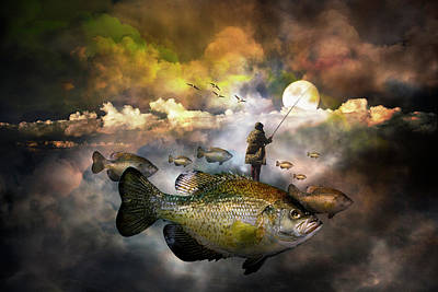 Queen - Fishing in a Surreal World by Randall Nyhof