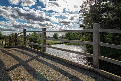 City Scenes - Flatford Bridge by Martin Newman