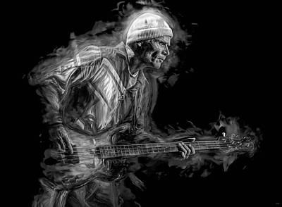 The Bunsen Burner - Flea by Mal Bray