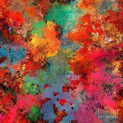 Digital Art - Flood by Keith Mills