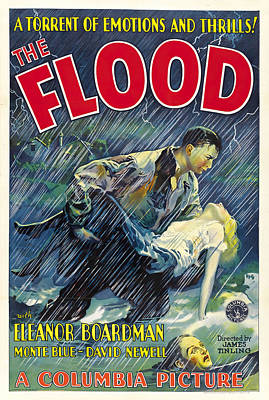 Royalty-Free and Rights-Managed Images - Flood, with Eleanor Boardman, 1931 by Stars on Art
