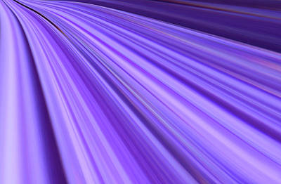 Royalty-Free and Rights-Managed Images - Flow of Purple by Whispering Peaks Photography