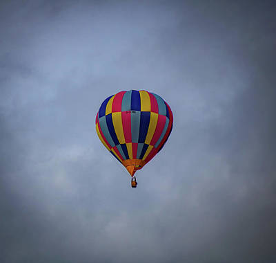 Royalty-Free and Rights-Managed Images - Flying Machine by Martin Newman