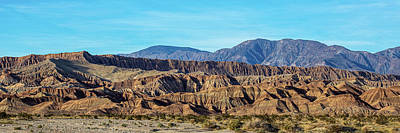 Photograph - Font's Point from Below - Panorama by Peter Tellone