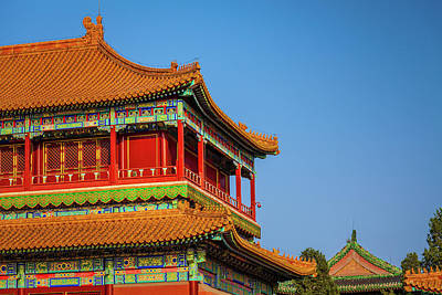 Vintage Chevrolet - Forbidden City China 5 by Murray Pellowe